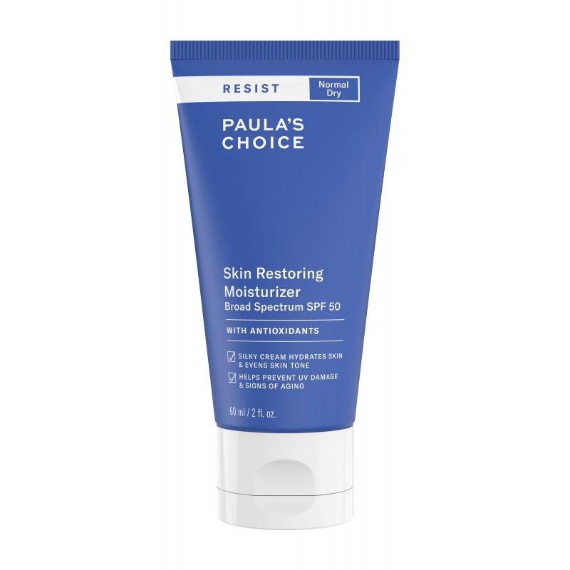 Resist Skin Restoring Moisturiser SPF 50