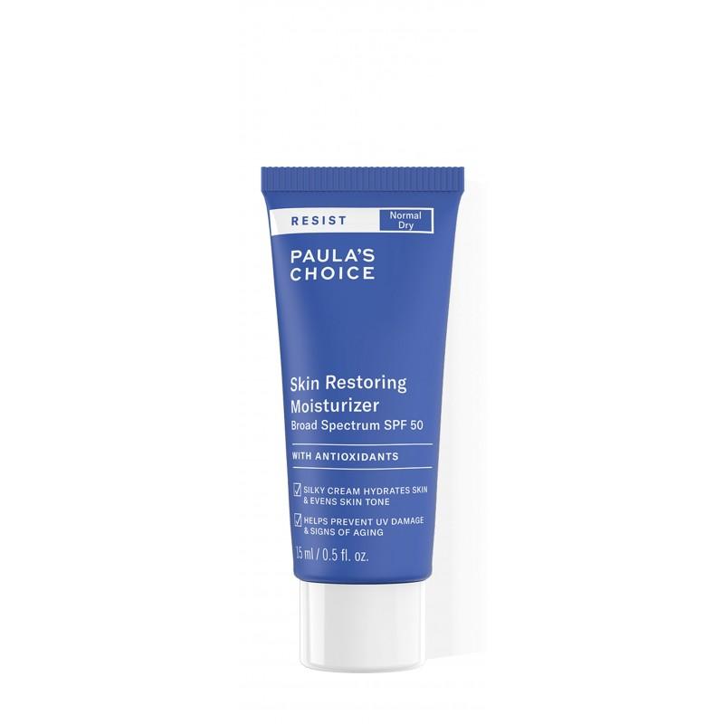 Resist Skin Restoring Moisturiser SPF 50 Trial Size