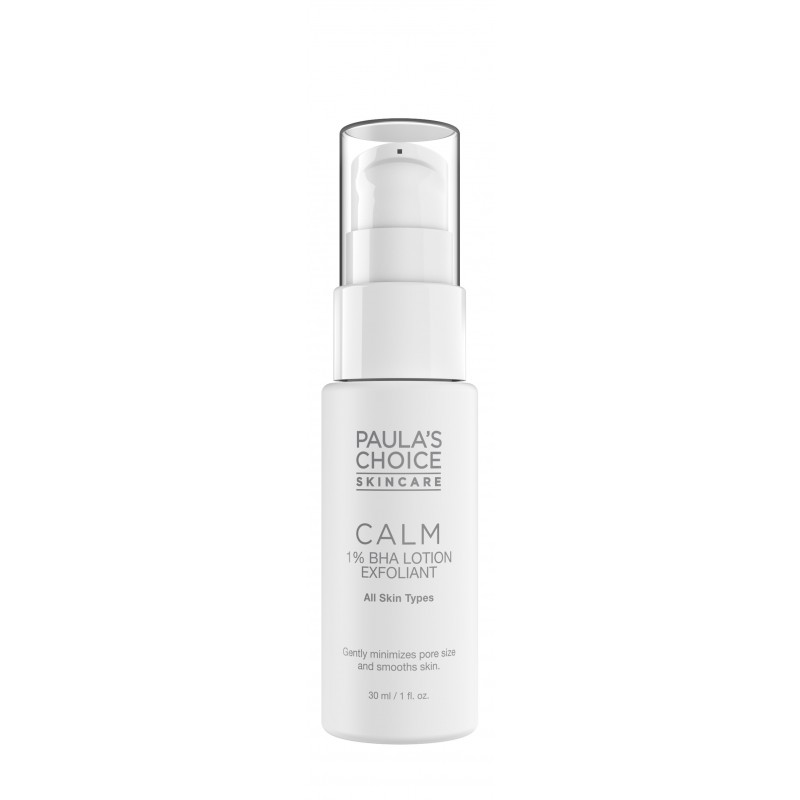Calm Redness Relief 1% BHA Lotion Exfoliant Trial Size
