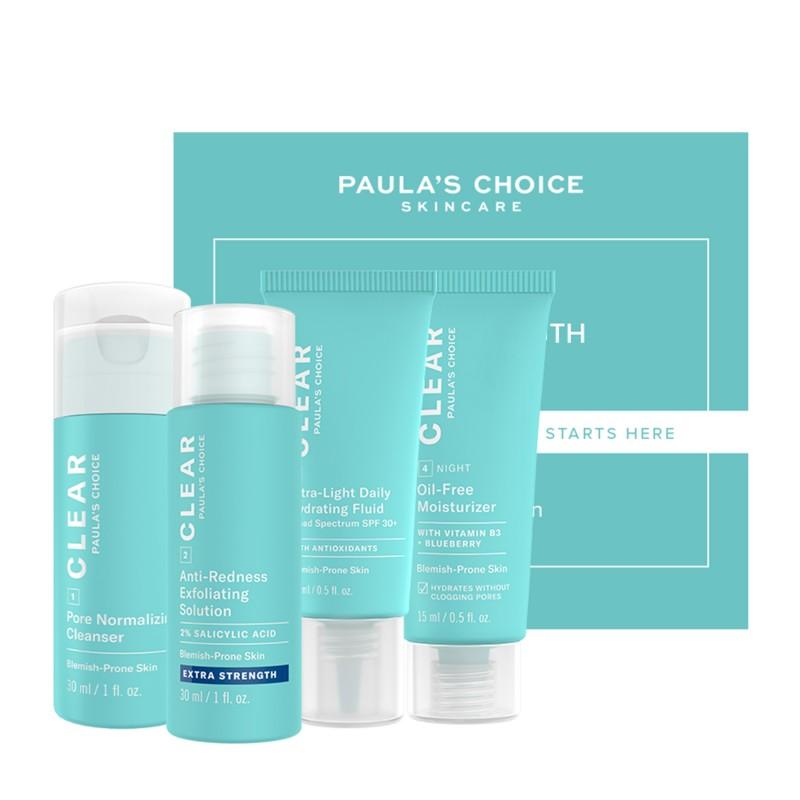 Clear Extra Strength Trial Kit za nečistu kožu