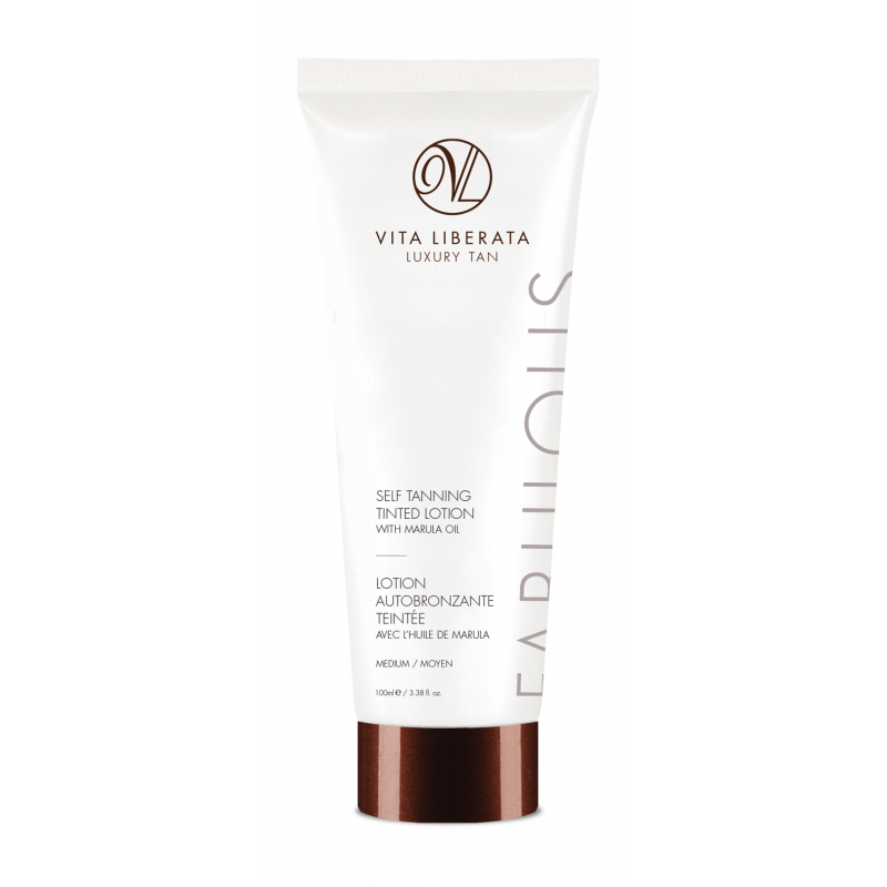Fabulous Self Tanning Tinted Lotion - Medium