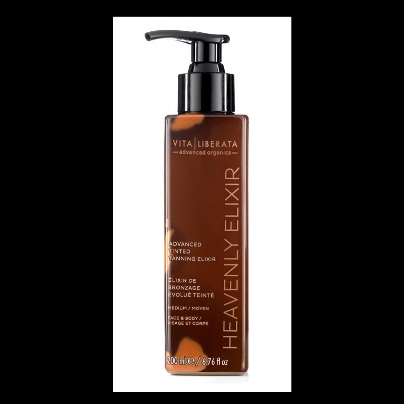 Heavenly Elixir Advanced Tinted Tanning Elixir - Medium