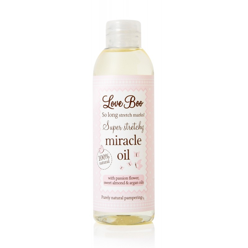 Super Stretchy Miracle Oil