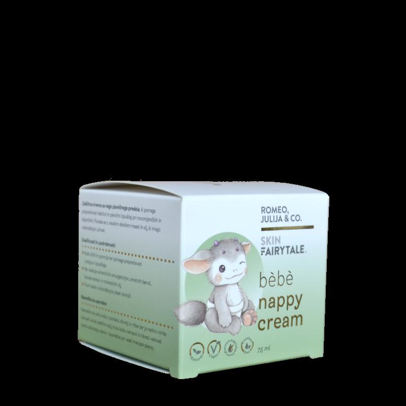 Bébé Nappy Cream
