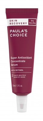 Skin Recovery Super Antioxidant Concentrate Serum with retinol