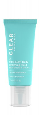 Clear Ultra-Light Daily Hydrating Fluid SPF 30+ Travel Size