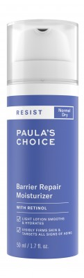 Resist Barrier Repair Moisturizer with retinol