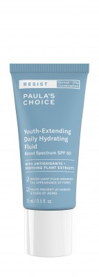 Resist Youth-Extending Daily Hydrating Fluid SPF 50 Travel Size