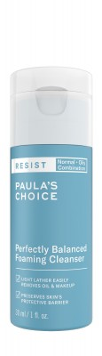 Resist Perfectly Balanced Foaming Cleanser Travel Size