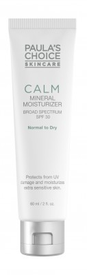 Calm Redness Relief Mineral Moisturizer SPF 30 - for normal to dry skin