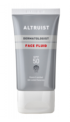 Altruist Sunscreen Fluid SPF50