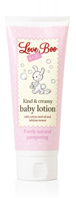 Kind & Creamy Baby Lotion