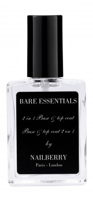 Bare Essentials 2 IN 1 base & top coat