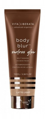 Body Blur Sunless Glow - Latte Light