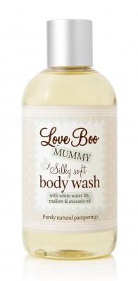 Silky Soft Body Wash