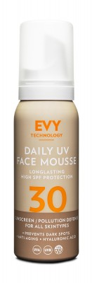 Daily UV Face Mousse SPF 30