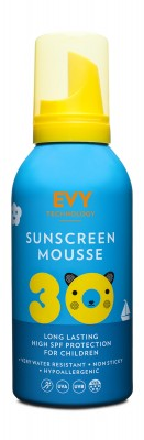 Sunscreen Mousse Kids SPF 30