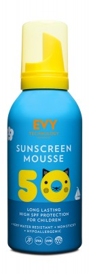 Sunscreen Mousse Kids SPF 50