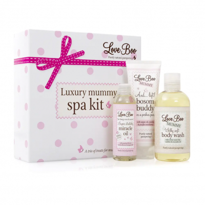 Poklon set LUXURY MUMMY SPA KIT
