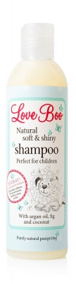 Natural Soft & Shiny Shampoo