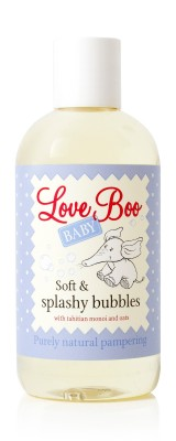 Soft & Splashy Bubbles