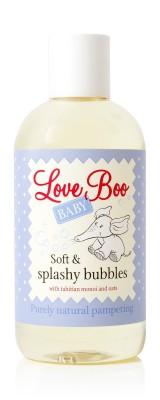 Soft & Splashy Bubbles