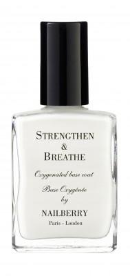 Strengthen & Breathe Oxygenated Base Coat And Nail Strengthener