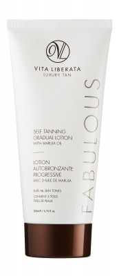 Fabulous Self Tanning Gradual Tan Lotion