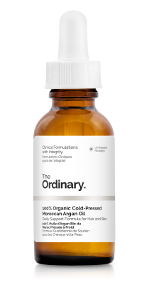 100% Organic Cold-Pressed Moroccan Argan Oil