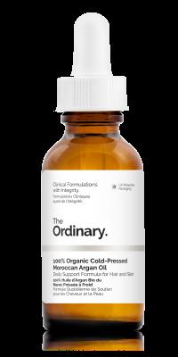 100% Organic Cold-Pressed Moroccan Argan Oil