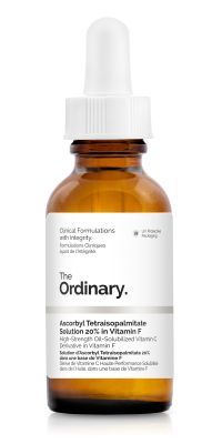 Ascorbyl Tetraisopalmitate Solution 20% in Vitamin F