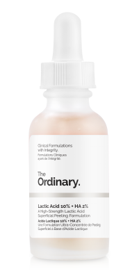 Lactic Acid 10% + HA 2%