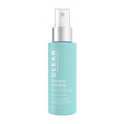 Clear Exfoliating Body Spray 2% BHA