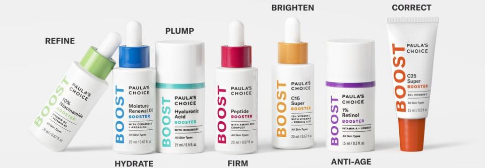 Paula's Choice Boosters